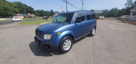 2006 Honda Element for sale at CVC AUTO SALES in Durham NC