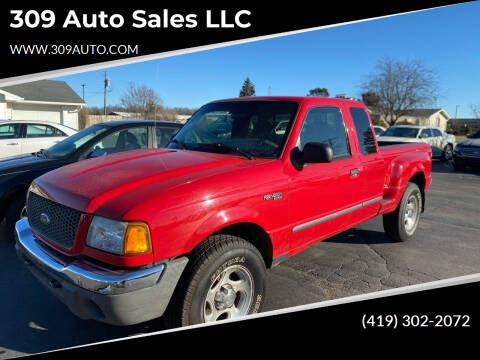 2003 Ford Ranger for sale at 309 Auto Sales LLC in Harrod OH