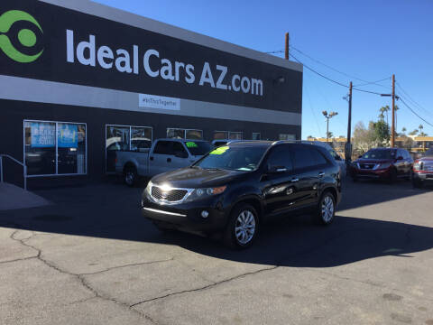 2011 Kia Sorento for sale at Ideal Cars Broadway in Mesa AZ