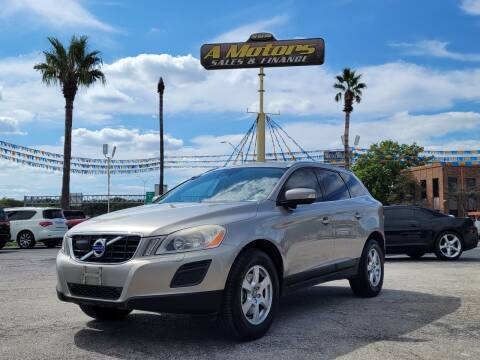 2011 Volvo XC60 for sale at A MOTORS SALES AND FINANCE in San Antonio TX