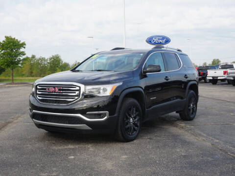 2018 GMC Acadia for sale at FOWLERVILLE FORD in Fowlerville MI