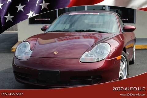 2000 Porsche 911 for sale at 2020 AUTO LLC in Clearwater FL