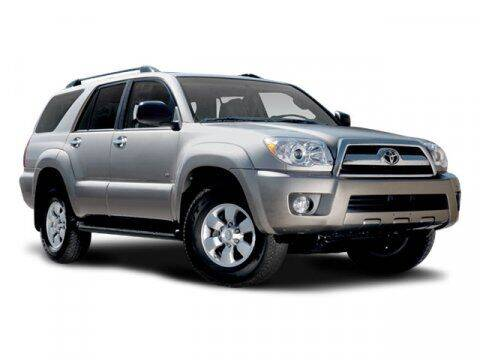 2008 Toyota 4Runner for sale at QUALITY MOTORS in Salmon ID