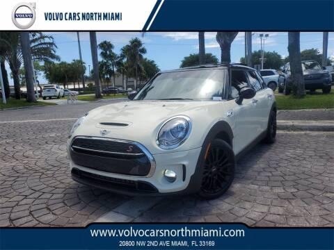 2019 MINI Clubman for sale at Volvo Cars North Miami in Miami FL