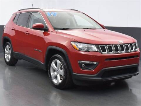 2019 Jeep Compass for sale at Tim Short Auto Mall 2 in Corbin KY