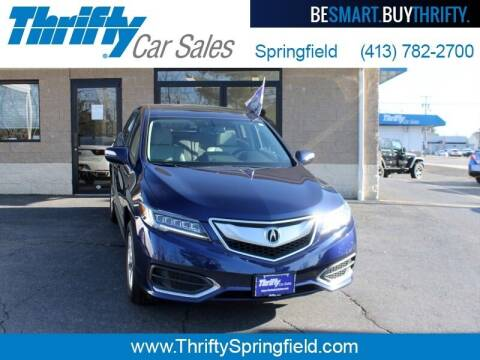 2018 Acura RDX for sale at Thrifty Car Sales Springfield in Springfield MA