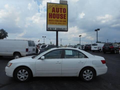 2009 Hyundai Sonata for sale at AUTO HOUSE WAUKESHA in Waukesha WI