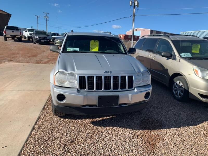 2005 Jeep Grand Cherokee for sale at Pro Auto Care in Rapid City SD