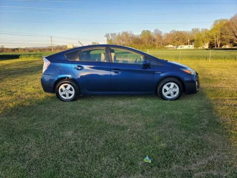 2010 Toyota Prius for sale at Tennessee Valley Wholesale Autos LLC in Huntsville AL