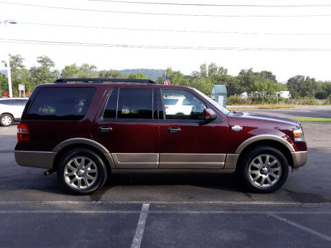 2011 Ford Expedition for sale at Feduke Auto Outlet in Vestal NY