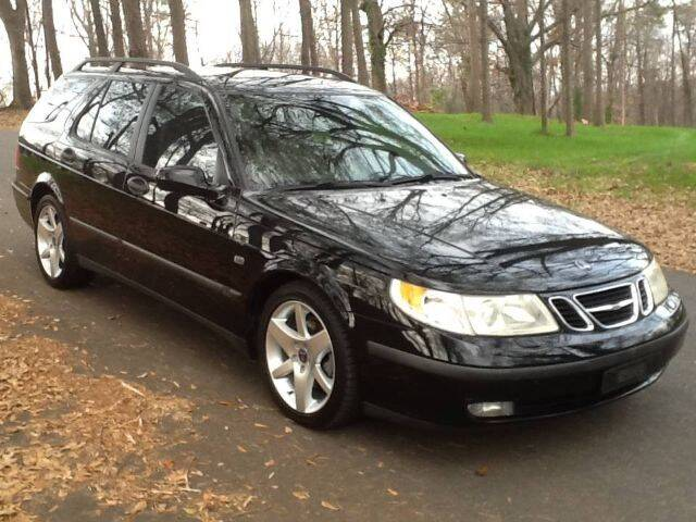 2003 Saab 9-5 for sale at Roadtrip Carolinas in Greenville SC