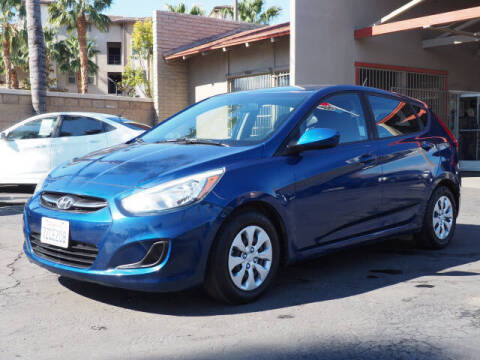 2016 Hyundai Accent for sale at Corona Auto Wholesale in Corona CA