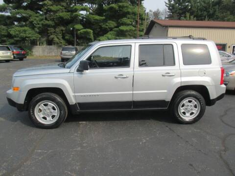 2014 Jeep Patriot for sale at Home Street Auto Sales in Mishawaka IN