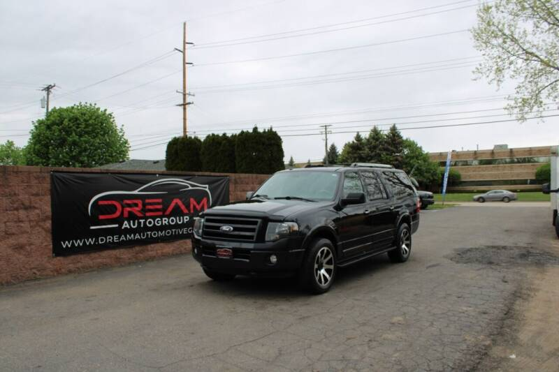 2010 Ford Expedition EL for sale in Shelby Township, MI