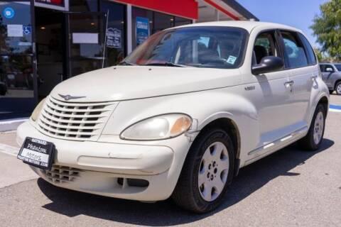 2004 Chrysler PT Cruiser for sale at Phantom Motors in Livermore CA
