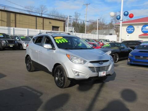 2013 Hyundai Tucson for sale at Auto Land Inc in Crest Hill IL