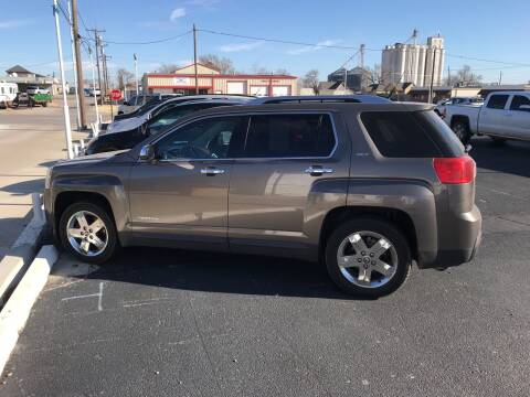2012 GMC Terrain for sale at Westok Auto Leasing in Weatherford OK