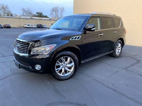 2011 Infiniti QX56 for sale at TOP QUALITY AUTO in Rancho Cordova CA