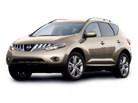 2009 Nissan Murano for sale at WOODLAKE MOTORS in Conroe TX