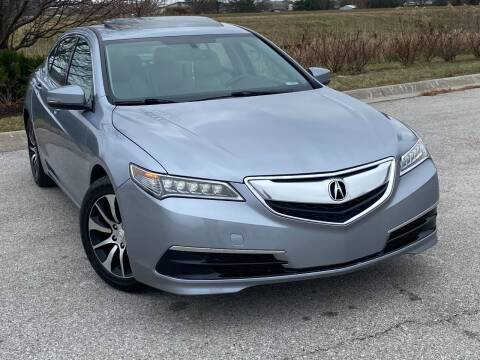 2016 Acura TLX for sale at Big O Auto LLC in Omaha NE