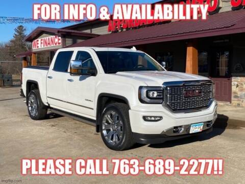 2017 GMC Sierra 1500 for sale at Affordable Auto Sales in Cambridge MN