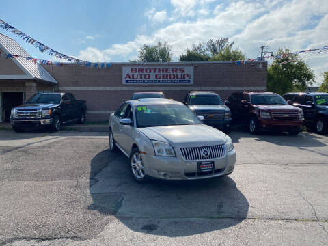 2008 Mercury Sable for sale at Brothers Auto Group in Youngstown OH