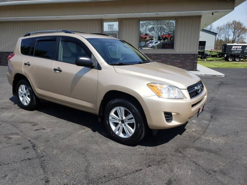 2009 Toyota RAV4 for sale at RPM Auto Sales in Mogadore OH