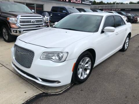 2015 Chrysler 300 for sale at DriveSmart Auto Sales in West Chester OH