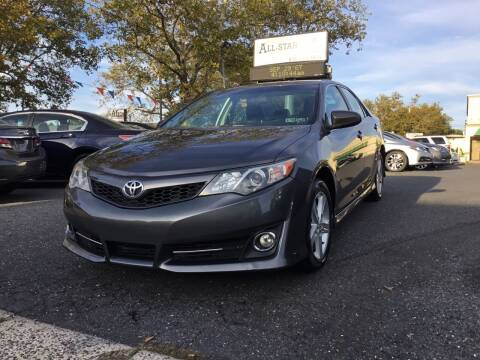 2014 Toyota Camry for sale at All Star Auto Sales and Service LLC in Allentown PA