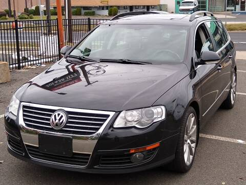 2008 Volkswagen Passat for sale at MAGIC AUTO SALES in Little Ferry NJ