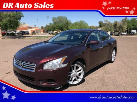 2014 Nissan Maxima for sale at DR Auto Sales in Scottsdale AZ