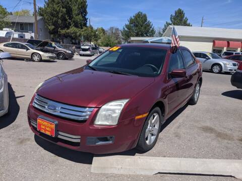 2006 Ford Fusion for sale at Progressive Auto Sales in Twin Falls ID