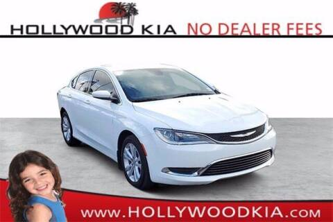 2017 Chrysler 200 for sale at JumboAutoGroup.com in Hollywood FL