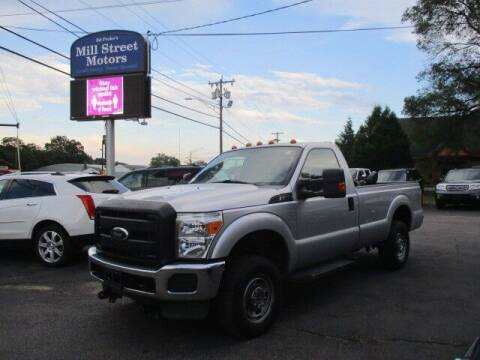 2012 Ford F-250 Super Duty for sale at Mill Street Motors in Worcester MA