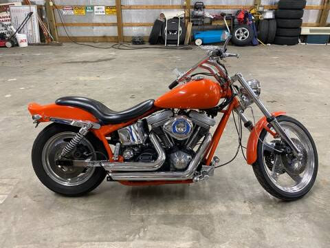 Custom  Chopper Wc for sale at CarSmart Auto Group in Orleans IN