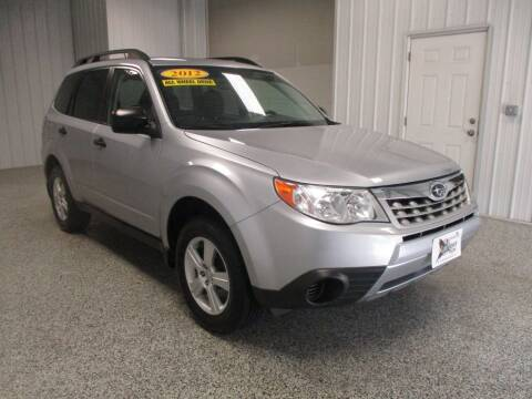 2012 Subaru Forester for sale at LaFleur Auto Sales in North Sioux City SD