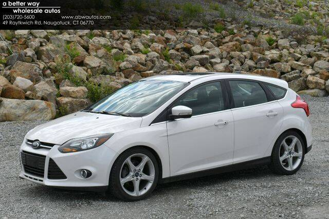2014 Ford Focus for sale in Naugatuck, CT