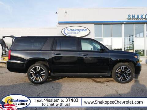 2019 Chevrolet Suburban for sale at SHAKOPEE CHEVROLET in Shakopee MN