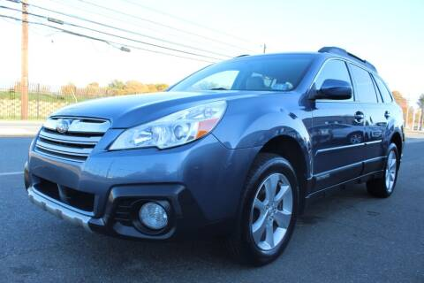 2014 Subaru Outback for sale at Vantage Auto Wholesale in Lodi NJ