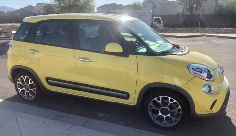 2014 FIAT 500L for sale at GEM Motorcars in Henderson NV