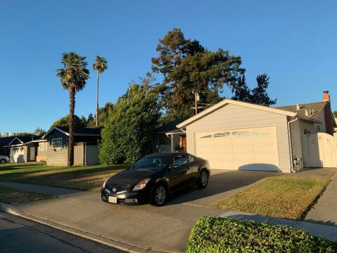 2008 Nissan Altima for sale at Blue Eagle Motors in Fremont CA