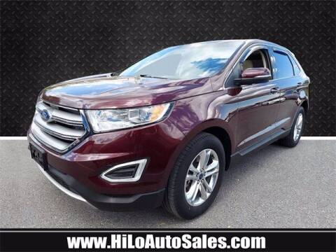 2018 Ford Edge for sale at Hi-Lo Auto Sales in Frederick MD