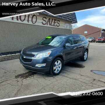 2012 Chevrolet Traverse for sale at Harvey Auto Sales, LLC. in Flint MI