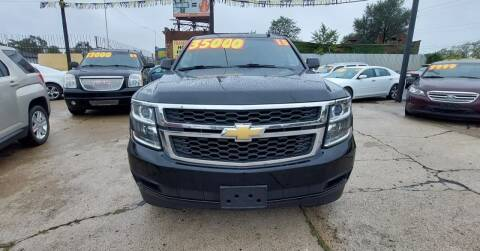 2015 Chevrolet Suburban for sale at Frankies Auto Sales in Detroit MI