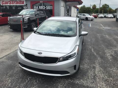 2017 Kia Forte for sale at CARSTRADA in Hollywood FL