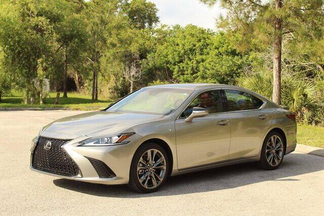 2021 Lexus ES 350 for sale in Sarasota, FL