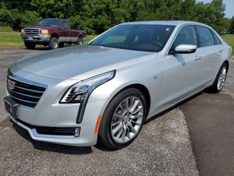 2017 Cadillac CT6 for sale at Art Hossler Auto Plaza Inc - Used Inventory in Canton IL