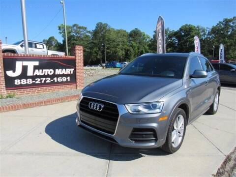 2017 Audi Q3 for sale at J T Auto Group in Sanford NC