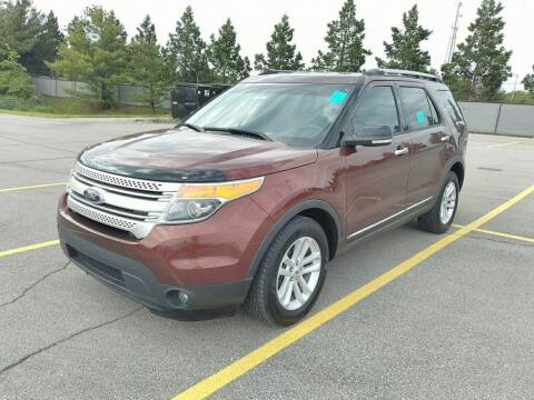 2015 Ford Explorer for sale at Smart Chevrolet in Madison NC
