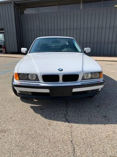 1998 BMW 7 Series for sale at Grand Rapids Motorcar in Grand Rapids MI